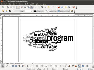 Bildschirmfotos Libreoffice Deutschsprachiges Projekt Freie